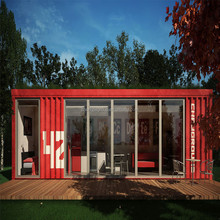 container house 20ft luxury office container 20ft fashionable manufacturer china
