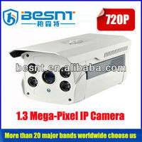 Besnt Megapixel digital 100 meter night vision IP Camera BS-IP73K