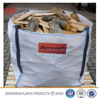Wood pellets 1500kg bags china manufacture