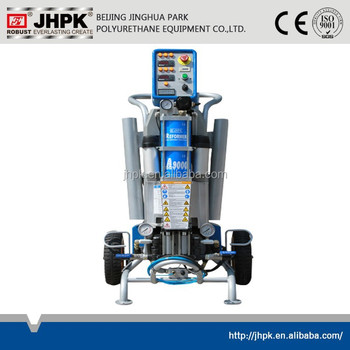 2017 newest CE polyurethane spray foam machine JHPK-A9000 for sale