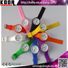 Neon Color Jelly Interchange Round Case Silicone ss.com Watch