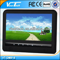 "9""Android Car PC portable dvd player with WIFI and 3G"