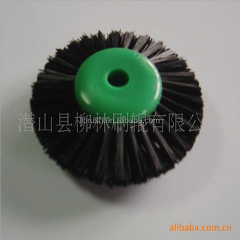 industrial disc brush nylon brush wheel polishing brush