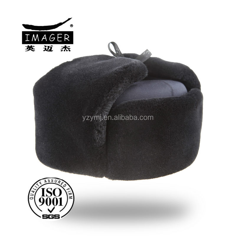 China Supplier Warm Design Military Style Winter Hat