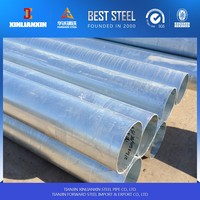 lightweight gi steel tubing for construction