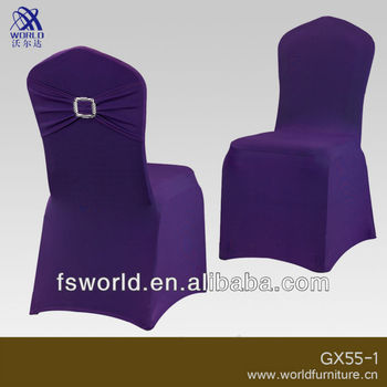 hot sale spandex chair cover in good price for wedding