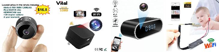 fhd 1080p mini camera video recorder camara espia