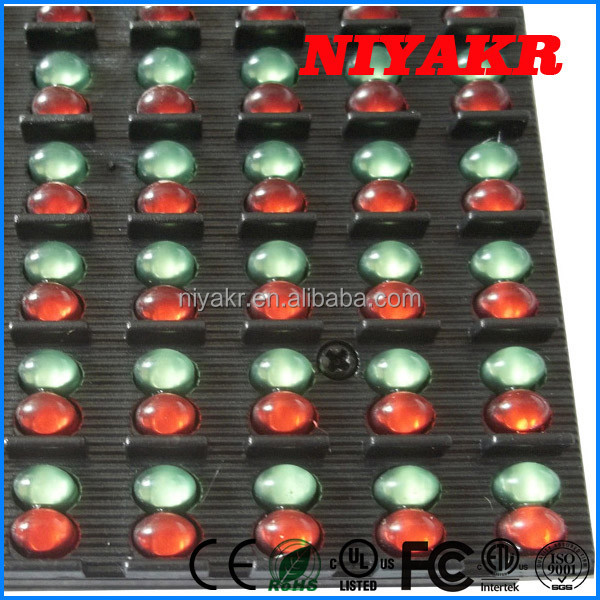 Niyakr Top Ten LED Manufacturers Free Sample LED Matrix Dual Color <strong>P10</strong> Outdoor Rg Led Module <strong>P10</strong>(<strong>1R1G</strong>)3216
