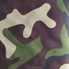 Factory direct waterproof camouflage Oxford cloth waterproof tent fabric