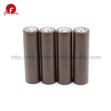LG HG2 3000mah 18650 100% Orginal in South Korea Original Battery Suppliers