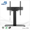 Universal LCD LED desktop monitor tv support vertical tv stand
