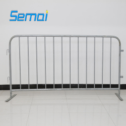 2017 Hot Sales Galvanized Steel Crowd Control Barricade Used Concert Crowd Control Barriers