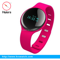 New Smart bracelet release!!! bluetooth pedometer smart bracelet watch for dazzling watch Oled screen directly factory