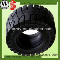 safe run flat solid otr tires 12.00-24 for heavy trucks/heavy trailers