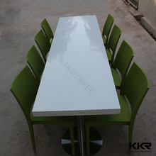 Customized modern different types of table setting