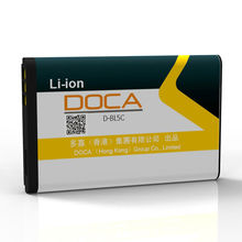 Real Capacity BL5C Mobile phone battery for Nokia 6100