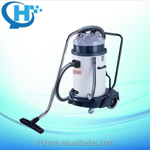 high efficiency vacuum cleaner with plastic tank