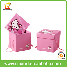 Cardboard gift box paper boxes for watches buy from China online