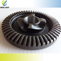 Made In Taiwan OEM High Quality Customized Forged CNC Machining Mower Alloy Steel Spur Gear