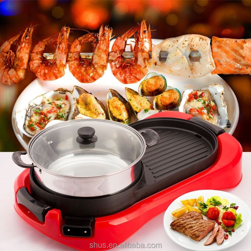 Wholesale useful indoor grill