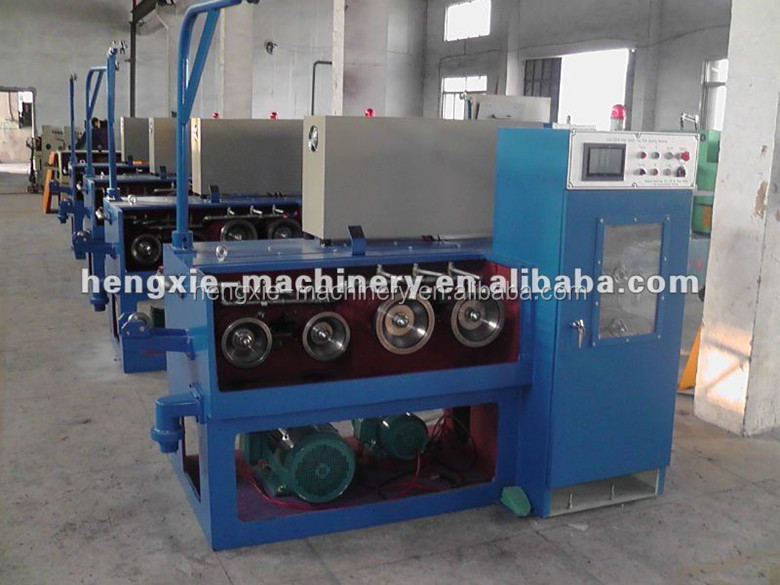 fine wire drawing machine Competitive price small wire drawing machine china factory making cable equipment