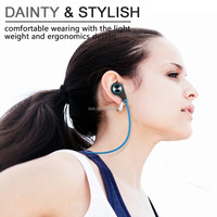 2016 Bluetooth Earbuds Bluetooth CSR V4.1 noise cancelling headphones Mini Wireless Stereo Sports running Bluetooth Headphone