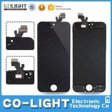 Factory directly touch screen replacement lcd for iphone 5 promotion