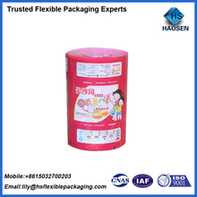 Plastic Packaging Film Roll For Food / Medicine and Daily Chemical Industry
