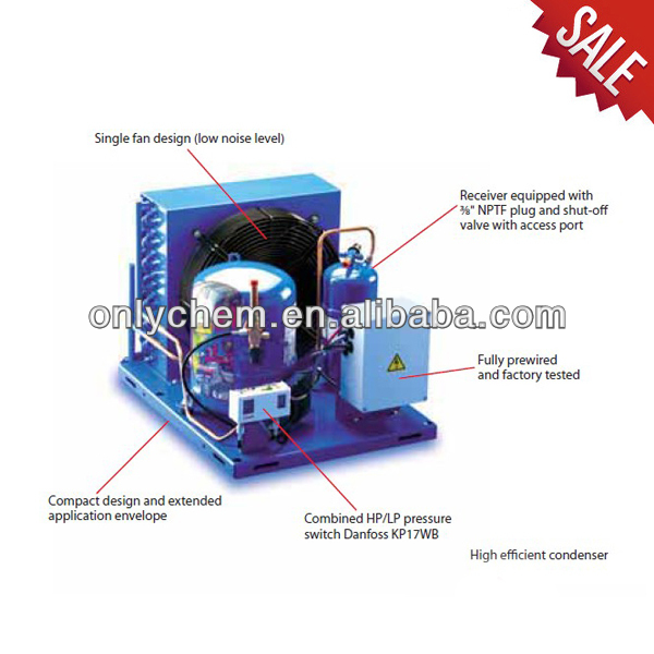 frascold condensing unit