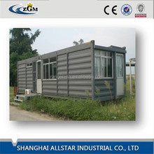 steel villa prefabricated container house