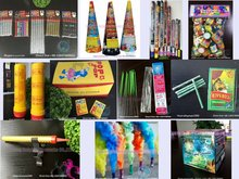 various kinds of stage pyro from Dolphin fireworks(cake fireworks/fountain/stage fireworks/roman candle/sparklers/toy fireworks)