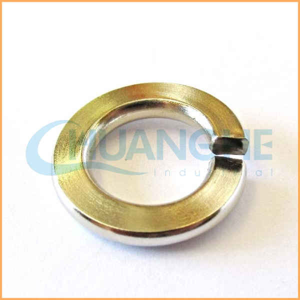 Alibaba China Fastener washer all in one beryllium copper wave spring washer