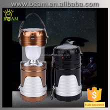 Solar night Camping lantern light Solar Lamp Portable Solar LED Lantern