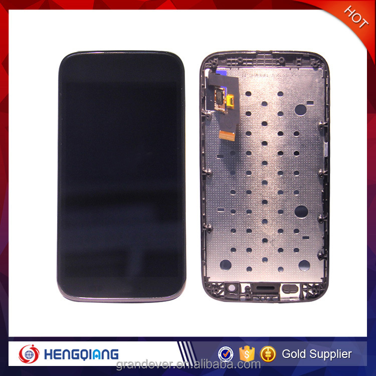 Mobile phone accessories wholesale lcd screen display for motorola moto <strong>g</strong>
