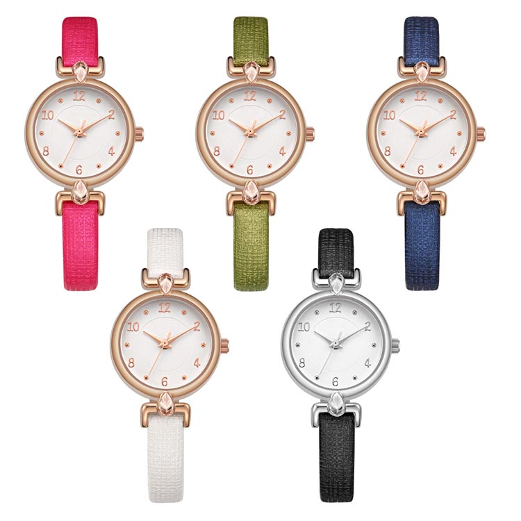 Hot Offered Unisex Custom Colors Women Guangzhou Watch Factory