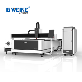 Europe Quality 1000w fiber metal laser cutting machine for plate and tube