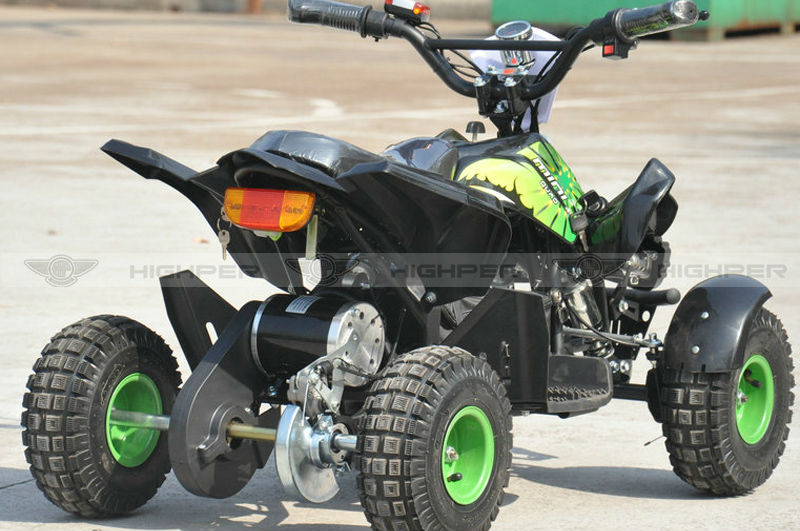 2017 350W , 500W ,800W 36v Mini Electric ATV QUADS For Kids (ATV-6E )
