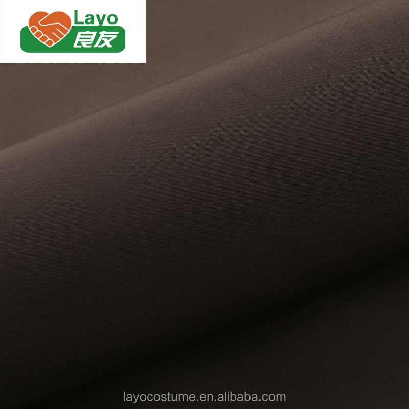 China Factory 100% Poly Fake Memorized Satin Weave Fabric For Garments 50D*75D/203*116