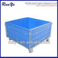 Hot Dip Galvanised Collapsible Wire Crate