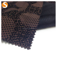 New arrival fashion 100%polyester jacquard yarn dyed fabric