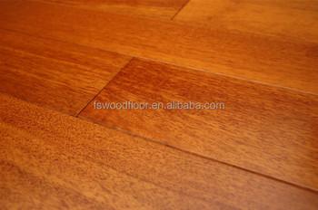 Asian mahogany flooring