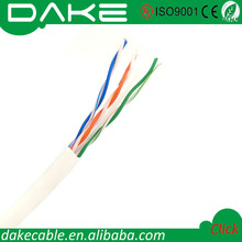 ul list lan factory pricewith rohs/ul/lszh/iso/ccc approved 2 pair cat6 utp lan cable
