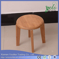 bamboo chair outer restauran for babies with family small stool