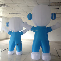 Advertising inflatable cartoon model with cheap price