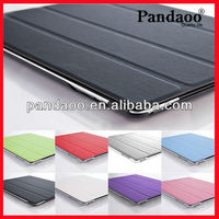 Hot selling ultrathin samrt cover for ipad 2,3,4 leather case