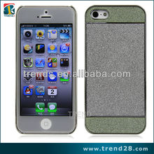 "New cell phone plating hard case for iphone 5"" original"