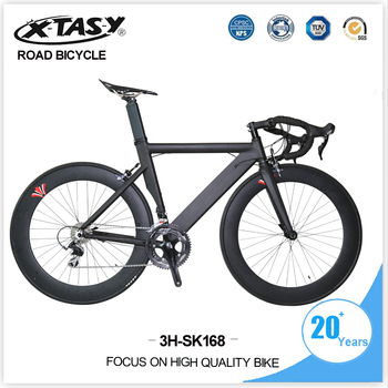 2015 New Style Racing Bicycle Cheap Alloy Matte Black Road Bike With Aluminium road bike frame