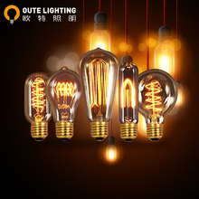 High Quality G80 screw Carbon Filament Bulb/incandescent edison bulb