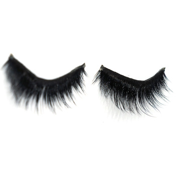 Alibaba best seller beauty mink eyelashes 3D mink lashes in AQR lashes