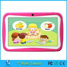 7 inch RK3026 dual core kids tablet for children RK2926 or RK3026 android 4.2